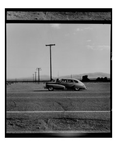 Timothy White Untitled Car