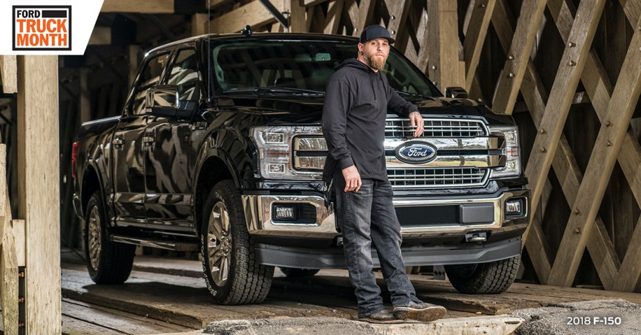 Ford Music Brantley Gilbert 2018 Ford F-150
