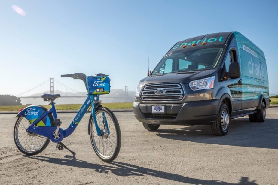 Chariot Ford Transit & Ford GoBike