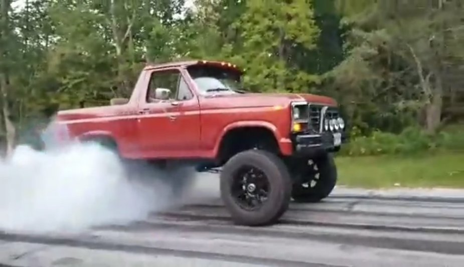 Ford Bronco with Cummins Power