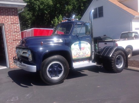 1955 Ford F-800