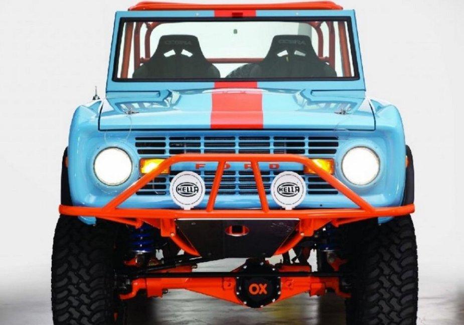 1966 LeMans Bronco Front