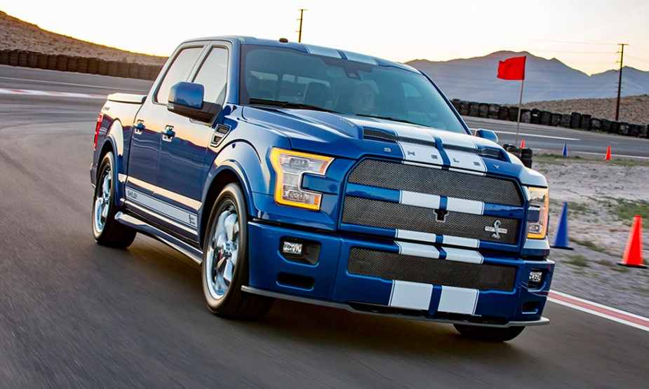 Shelby Super Snake Ford F-150