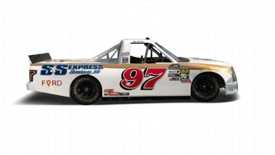 RJ Otto NCWTS F150 Ford