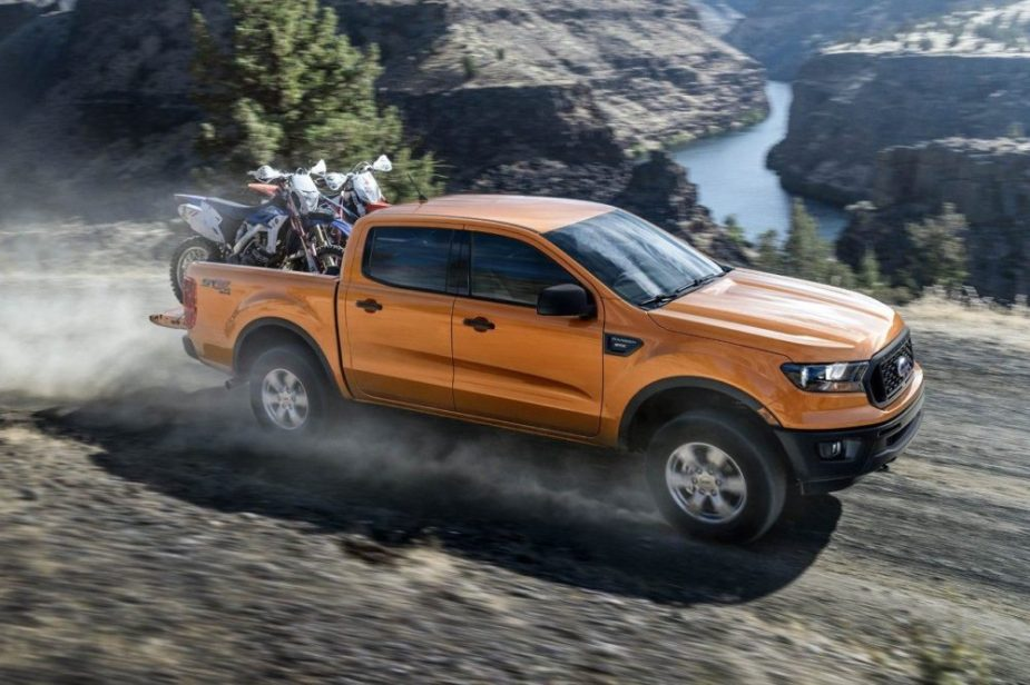 2019 Ford Ranger Towing Capacity