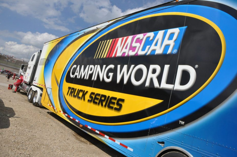RJ Otto NASCAR Camping World Truck Series F150