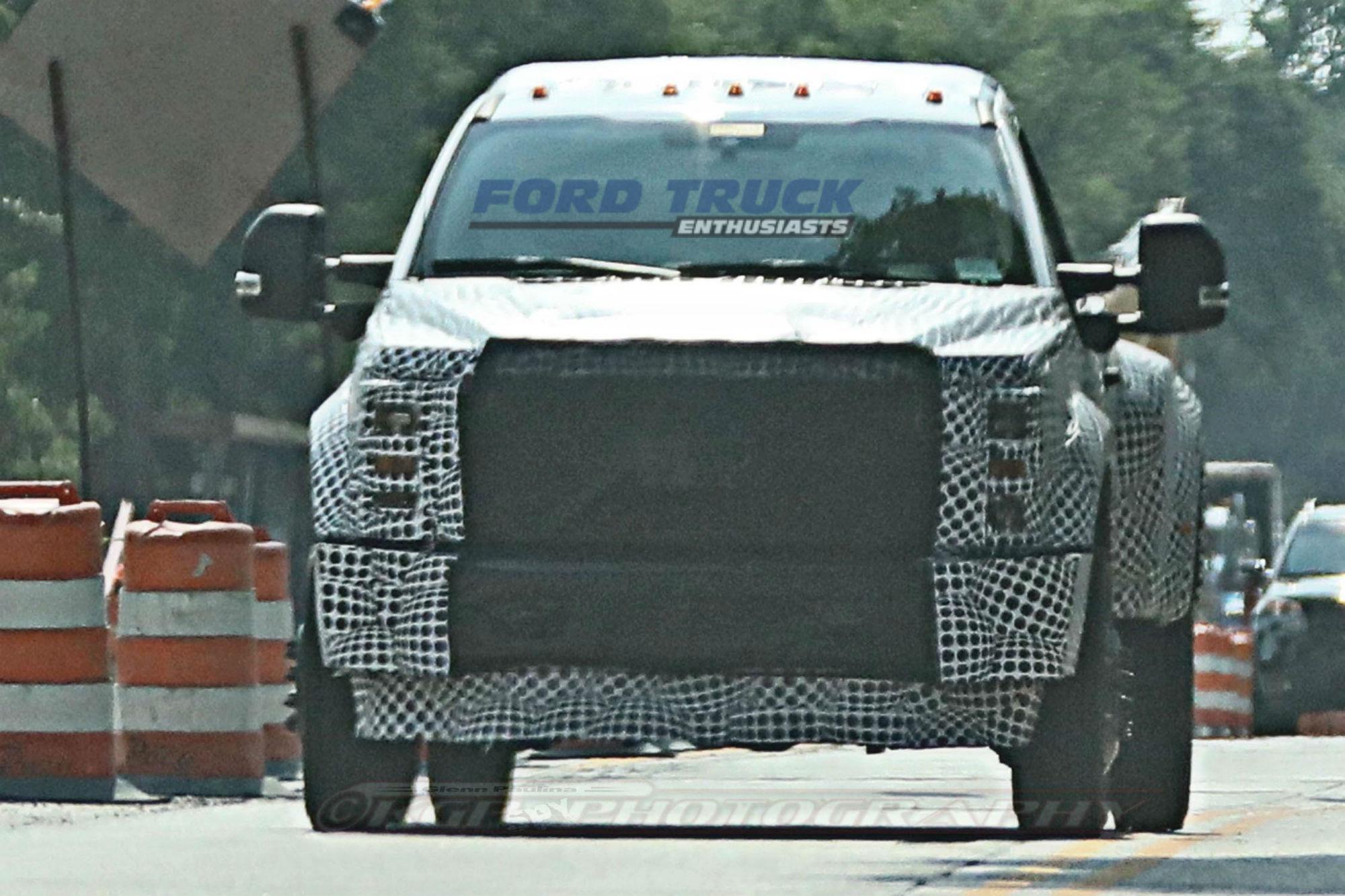 Ford trucks com 2020 ford f350 super duty spy photos