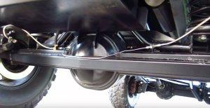 1972 Bronco Rear Diff
