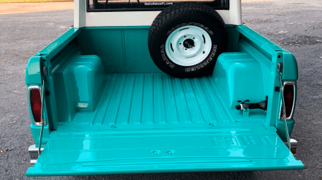 1966 Ford Bronco Half Cab