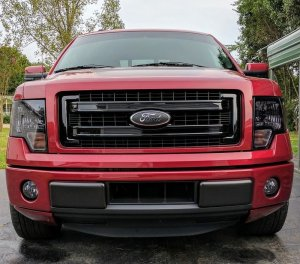 F-150 New Front
