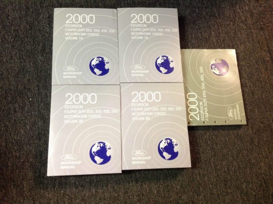 FTE Marketplace - 2000 Ford Truck and SUV Manuals