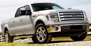 2013 Ford F-150 in Silver