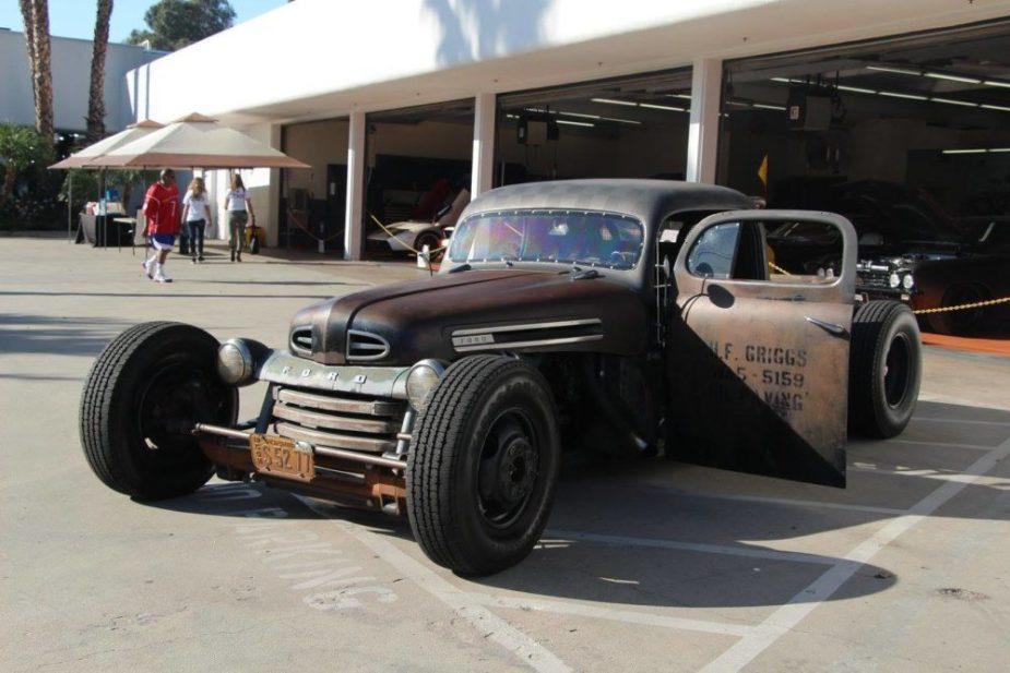 Galpin Ford Car Show