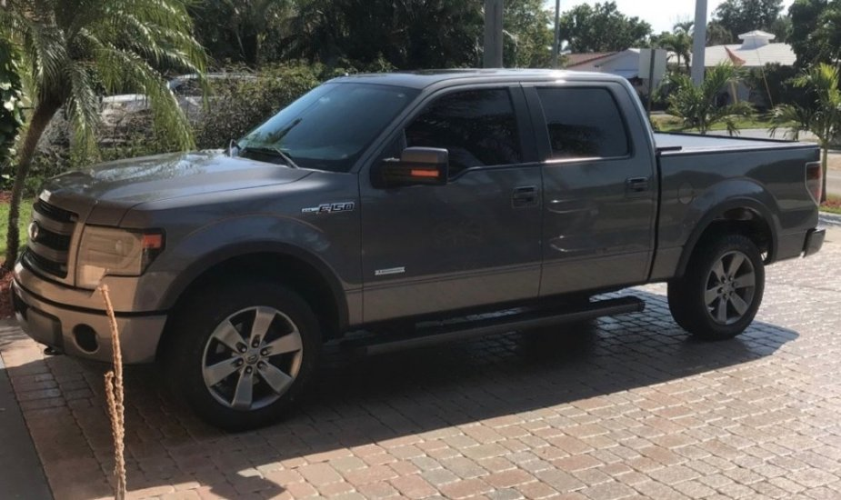 Ford F-150 Stock