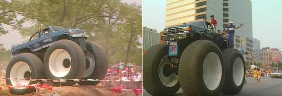 Bigfoot #5 Ford Crush and Parade