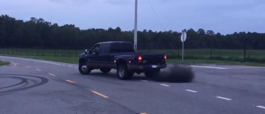 Ford F-350 Soot