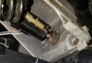 2000 Ford F-350 Master Cylinder Failure
