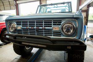 1969 Ford Bronco Velocity Restorations