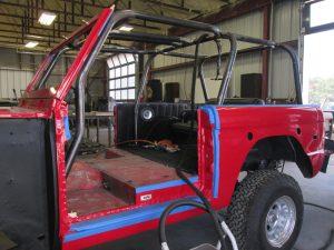 1975 Ford Bronco Velocity Restorations