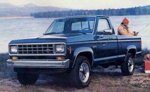 1985 Ford Ranger XLT
