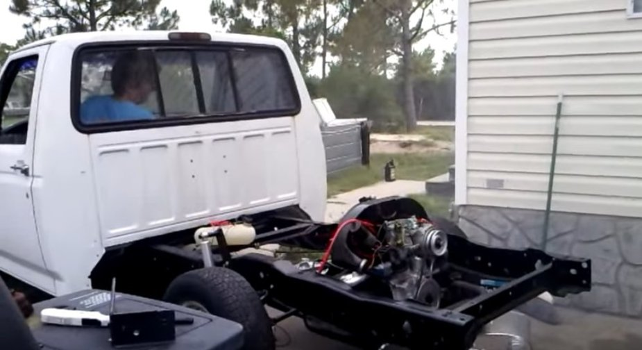 1994 F-150 with VW Power in Motion