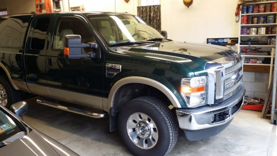 2010 F-350 Front