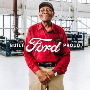 Built Ford Proud FB