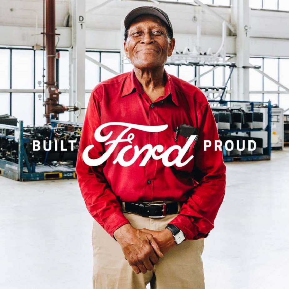 Built Ford Proud FB