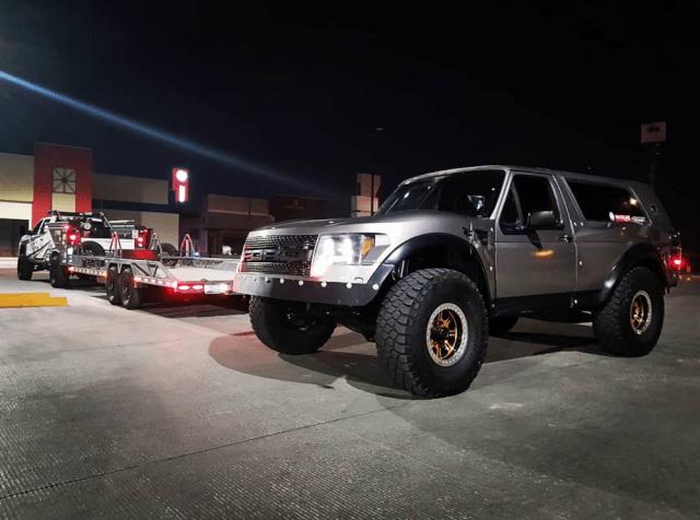 Ford Bronco Braptor