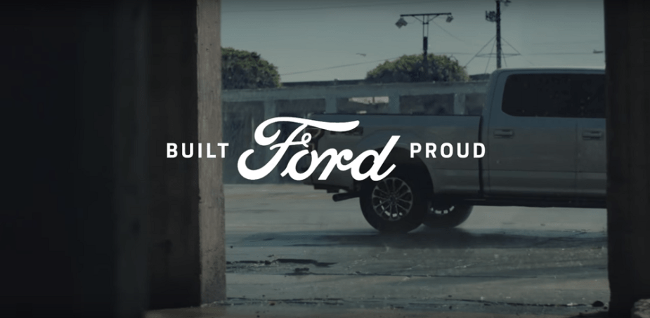 Ford F-150 The Modern Workhorse ad