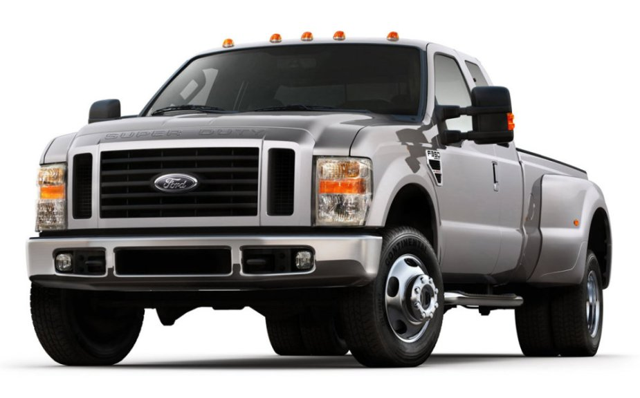 2008 Ford F-250 Dually
