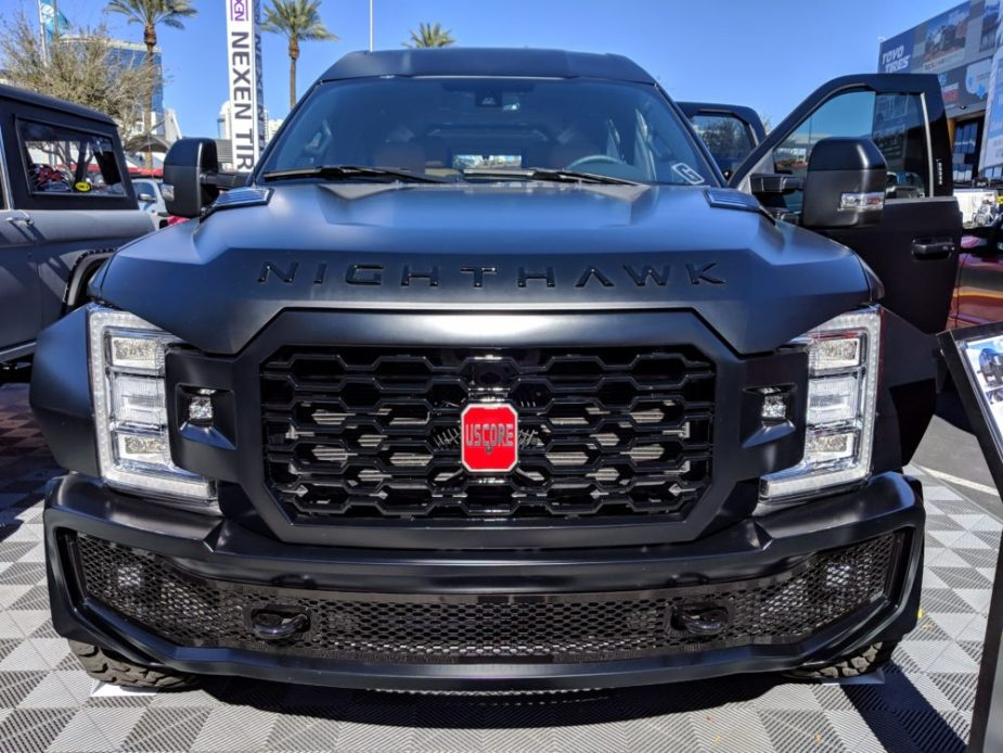 Nighthawk Ford F-350