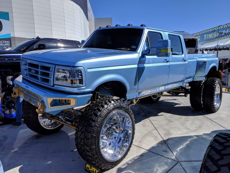 1997 Ford F-350 OBS