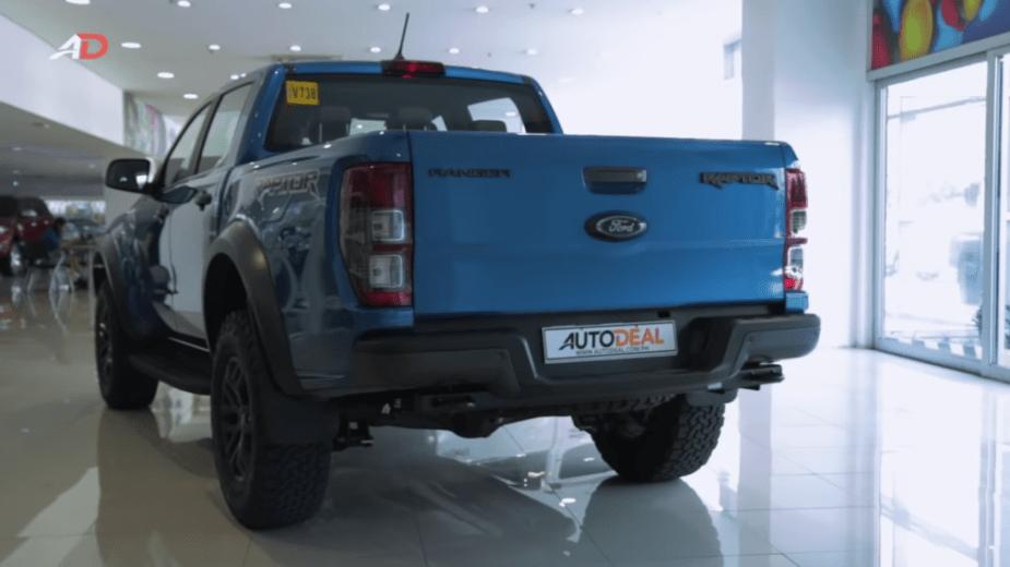 2018 Ford Raptor Ranger