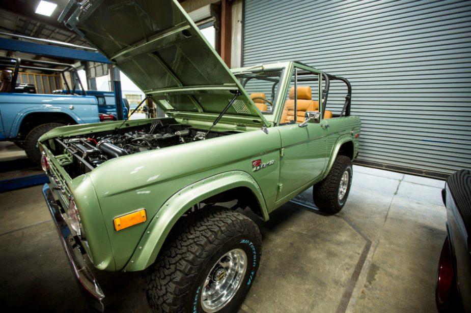 Velocity Restorations Bronco Builds