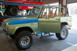 Velocity Restorations' 1972 Early Ford Bronco
