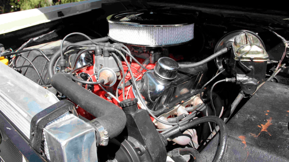 1970 Ford Bronco 302 ci V8 engine