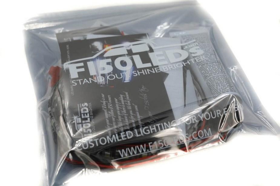 F-150 Bed LED Light Kit