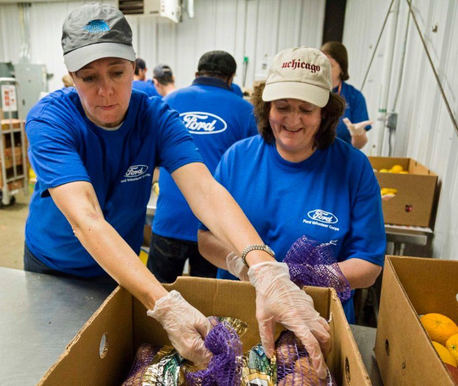 Ford Volunteer Corps