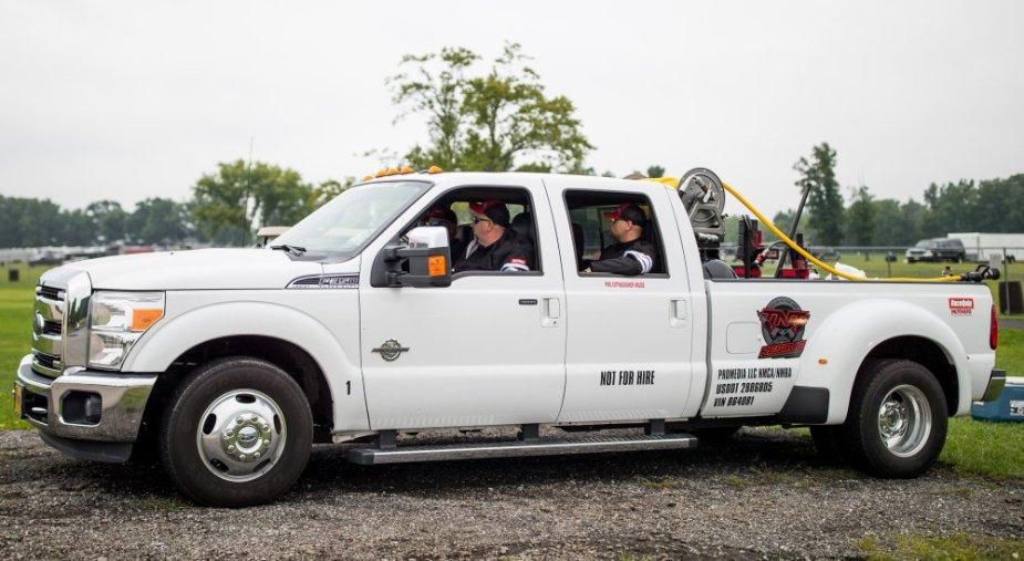 TNT Rescue F-350