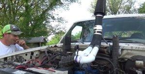 Mud Bronco 351 Engine