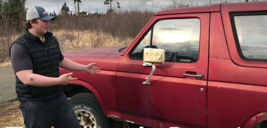 Ford Bronco Intro