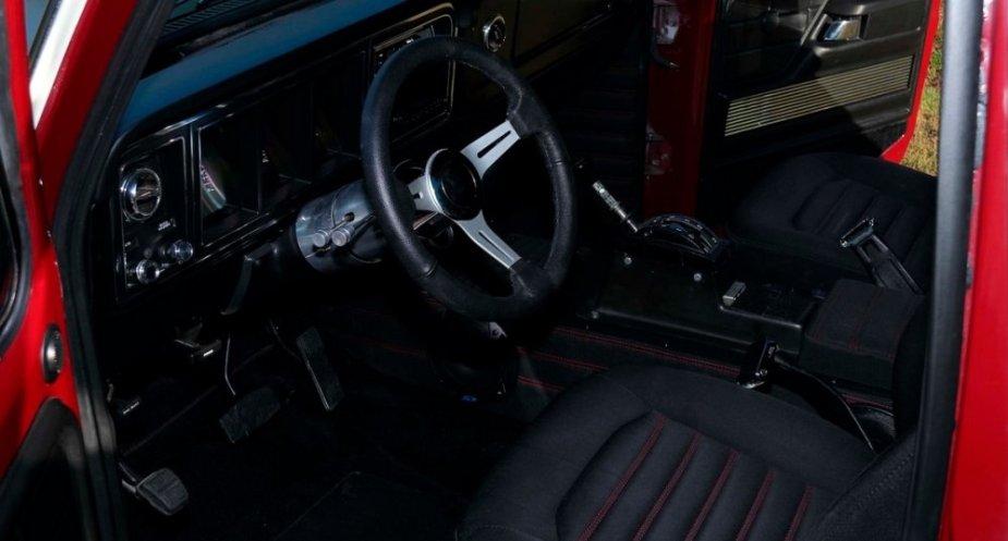 1978 Ford F-100 Restomod Cabin
