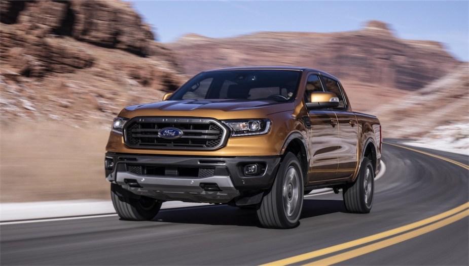 2019 Ford Ranger Reviews