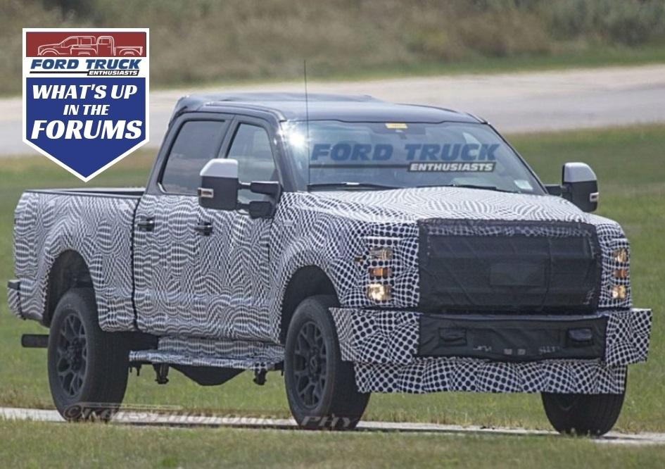 2020 Ford Super Duty: FTE Talks Release Date, Specs