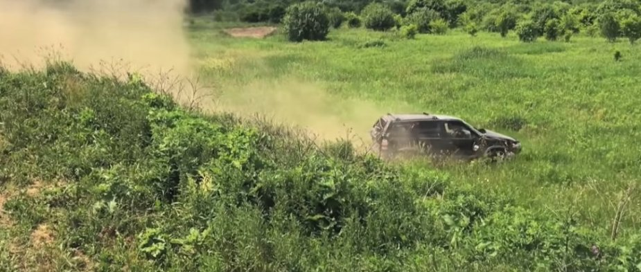 Ford Escape Jump Final