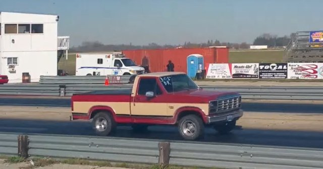 1986 Ford F-150 Mid-Track