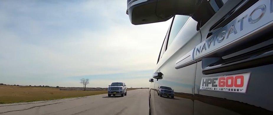2019 Lincoln Navigator Look Back