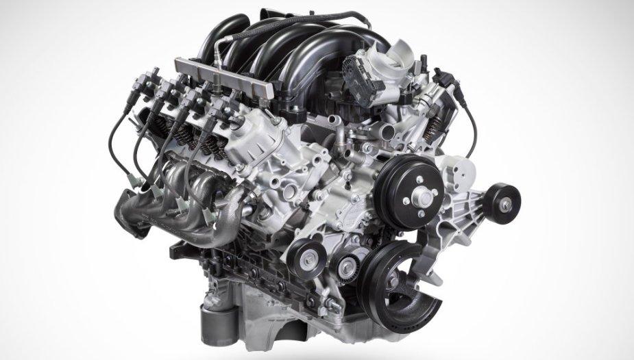New Ford Super Duty 7.3L V8