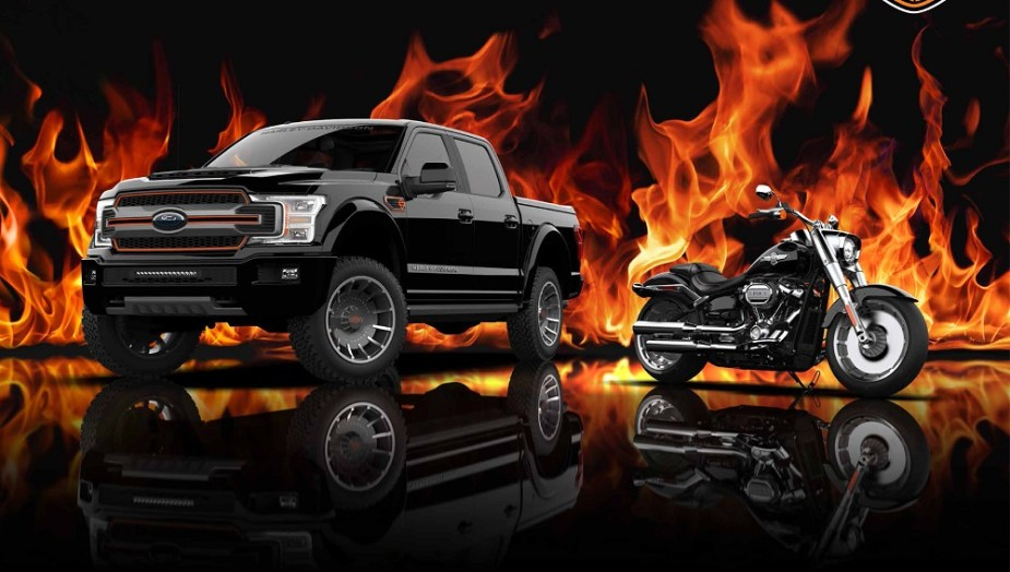 All-new Harley-Davidson F-150 Hits the Production Line at Last - Ford-Trucks.com